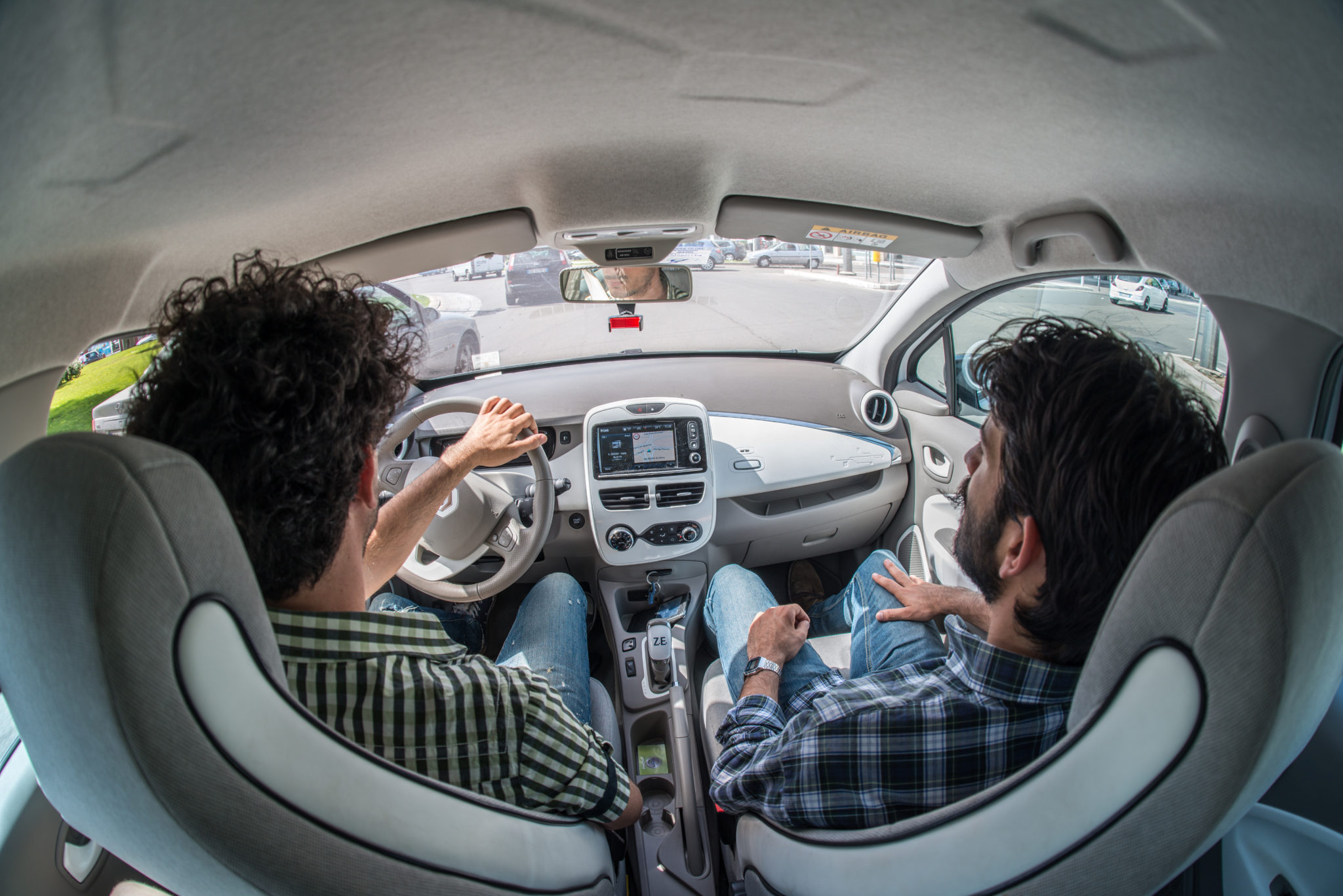 zemove, car sharing