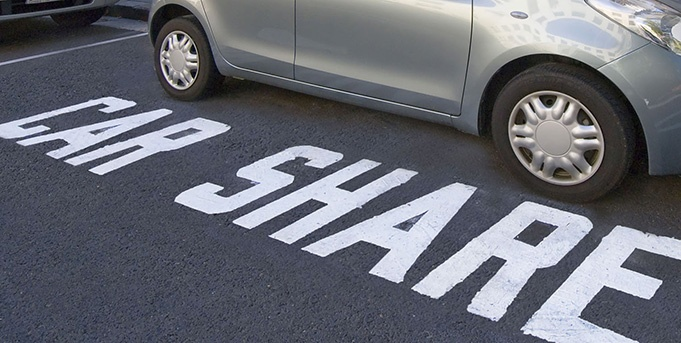 Ma che differenza c'è tra Car-Sharing e Car-Pooling?
