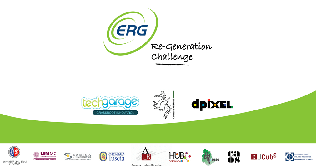 La finale di ERG Re-Generation Challenge