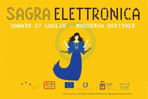 Raggiungi il festival Sagra Elettronica 2019