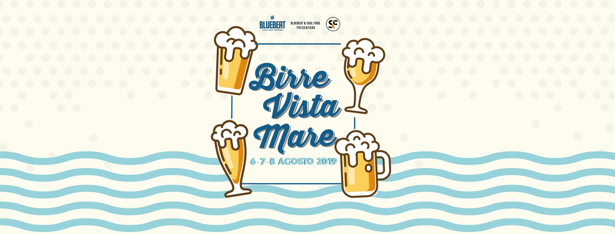 Raggiungi Birre Vista Mare 2019, il festival dei birrifici artigianali