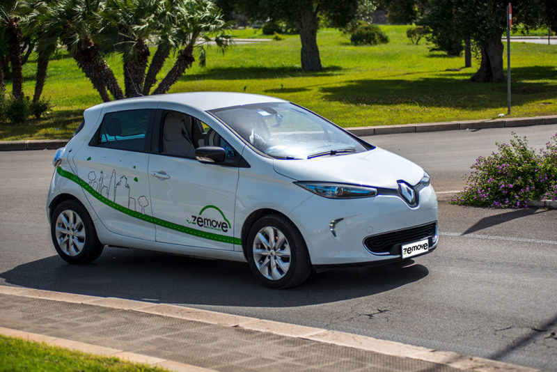 carz zemove autonoleggio car sharing