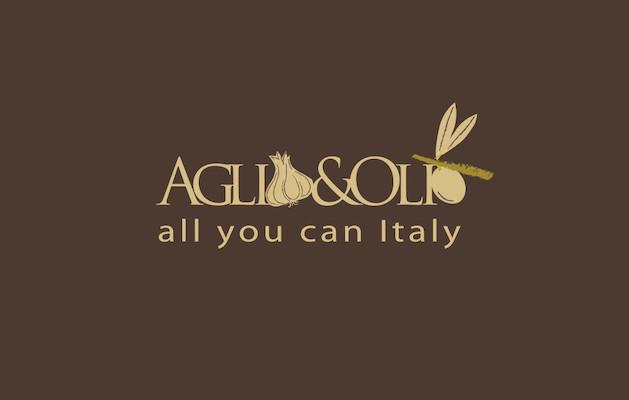 aglio e olio lecce logo
