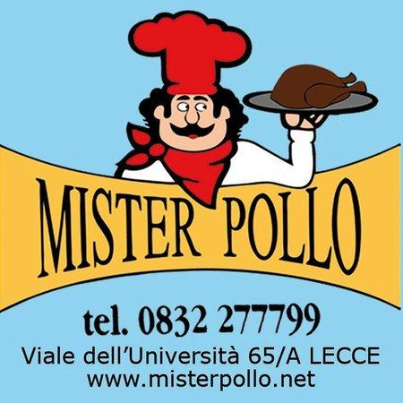 mister pollo lecce logo